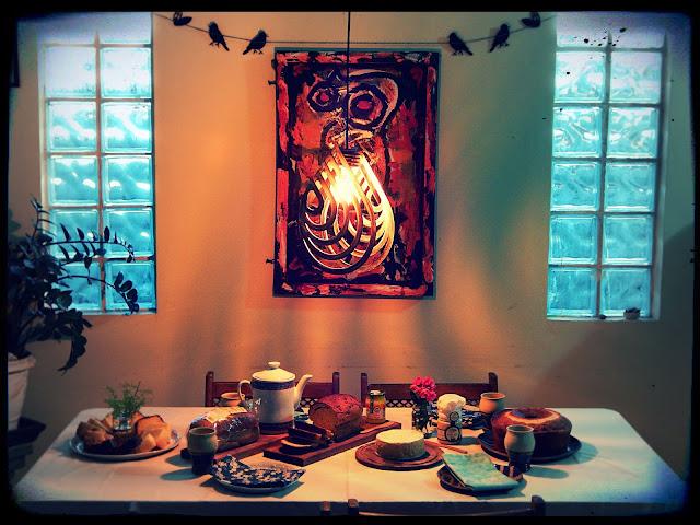 Café da Manhã de Sítio