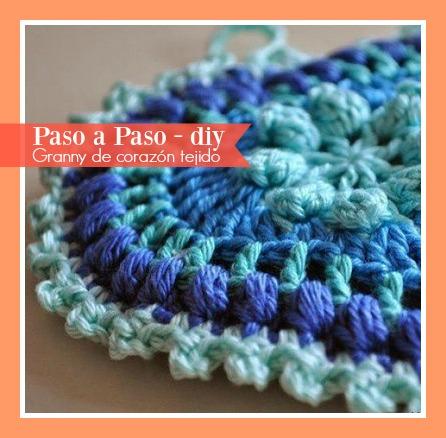cómo hacer un granny al crochet