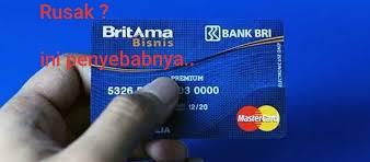 Cara Atasi Kartu ATM BRI Tidak Bisa Digunakan