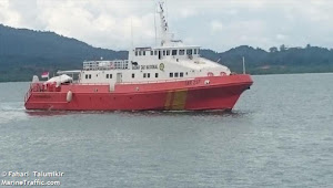 Besok Basarnas Ternate Kembali Cari Kapal Kargo MV Nur Allya