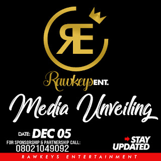 Attention!!! RAWKEY ENTERTAINMENT CEO RAWKEY WHITE To Unveil HER OFFICIAL Artistes [SEE FULL DETAILS]