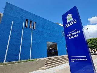 No Crato - Zé Aílton sanciona pacote de medidas que vai beneficiar diversos setores da economia