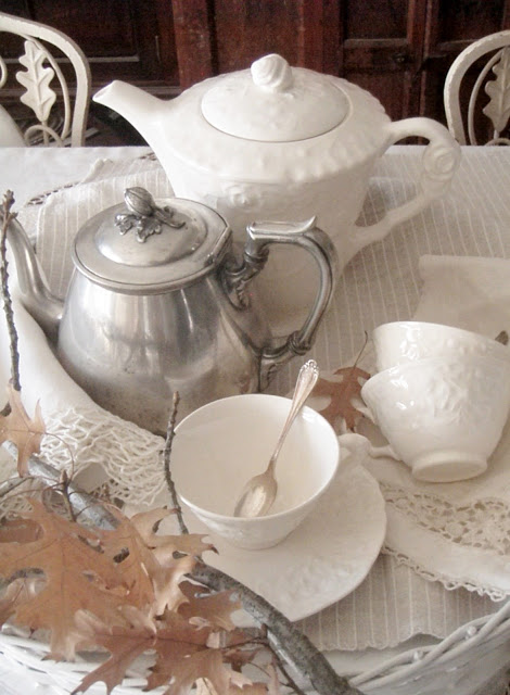 Winter Morning Tea