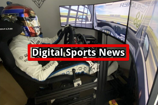 The Young Driver From Haut-Rhin Yann Ehrlacher Has Just Won The Esports WTCR