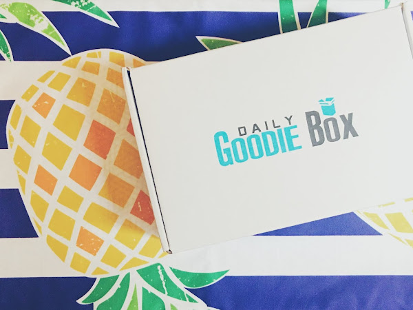 Daily Goodie Box: May 2019 Products & Review