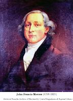 John Francis Mercer portrait by Robert Field.