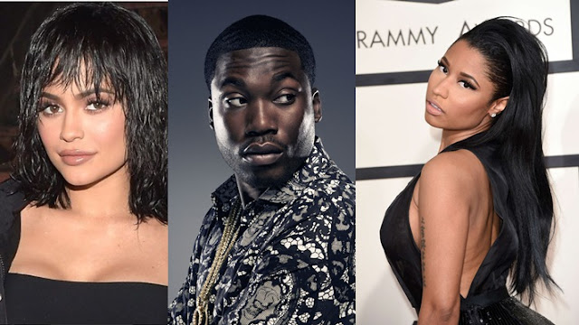 Kylie Jenner Snub Nicki Minaj's Warnings, Gets Closer To Meek Mill