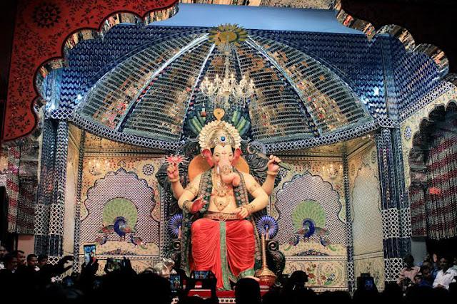 Happy Ganesh Chaturthi 2017 Wishes Message
