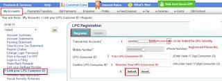 LPG Registration