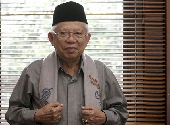 Maruf Amin Jumpa Menteri Urusan Agama Islam Di Kamboja