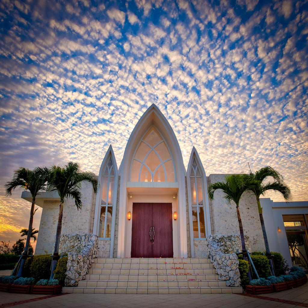 Wedding Chapel: Wedding Chapels Of Okinawa
