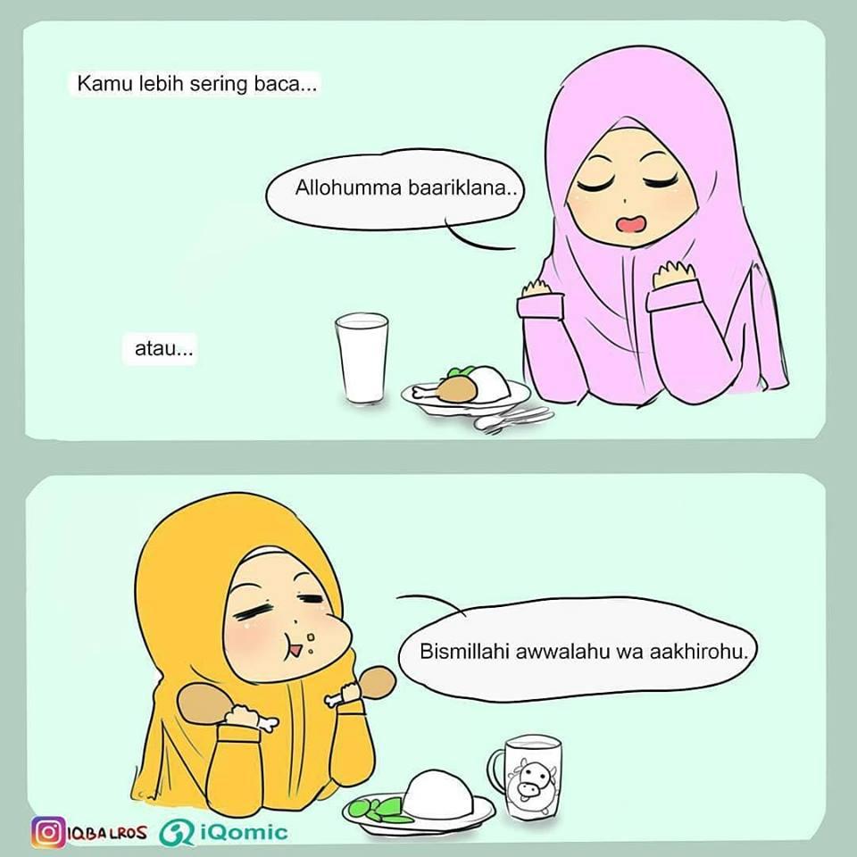 Gambar Kartun Muslimah Lagi Sedih Gambar Kartun
