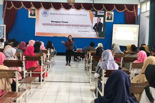 KURSUS PUBLIC SPEAKING DI SOLO