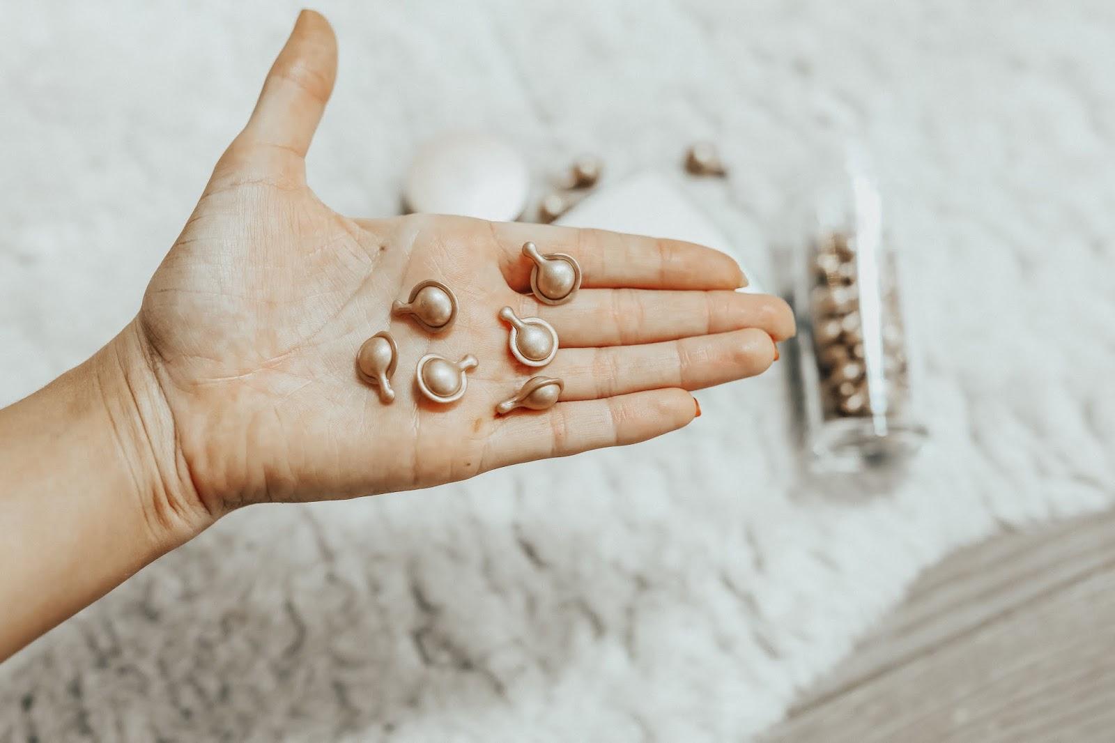 Elizabeth Arden Vitamin C capsules