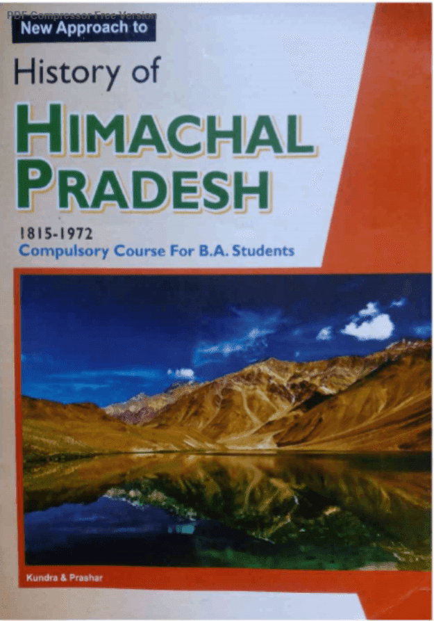 History-of-Himachal-Pradesh-For-All-Competitive-Exam-Hindi-PDF-Book