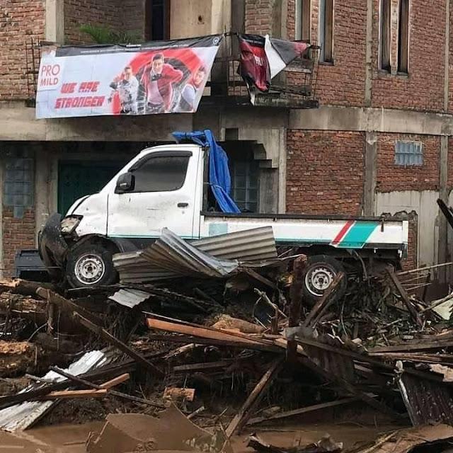 40 Rumah di Ile Boleng Tertimbun Longsor, Akses Evakuasi dan Bantuan Masih Terhambat