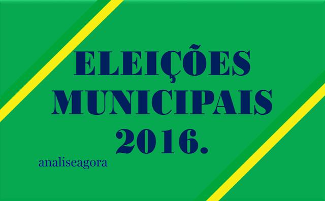 No primeiro turno das eleições municipais  de 2016 o povo protestou não comparecendo aos locais de votação. Um protesto ruim para a democracia.