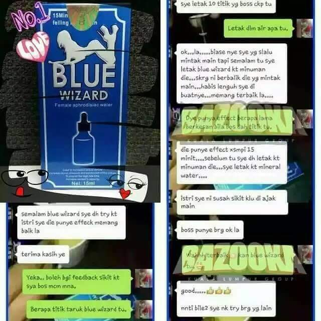 blue wizard murah original harga murah original cikza beauty shop