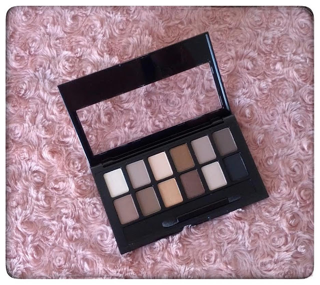 ♥ La Palette The Nudes de Maybelline ♥