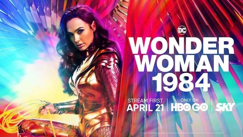 Wonder Woman 1984 (2020) Hindi Dubbed Full Movie Download