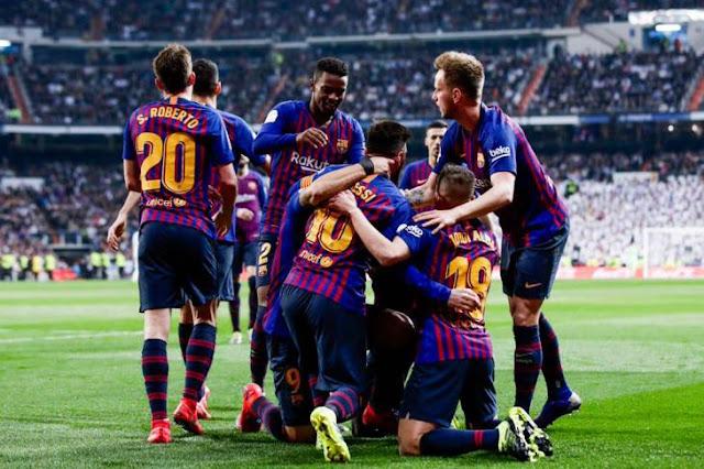 برشلونة ينفي التعاقد مع جريزمان وسيميدو إلي أتليتكو مدريد