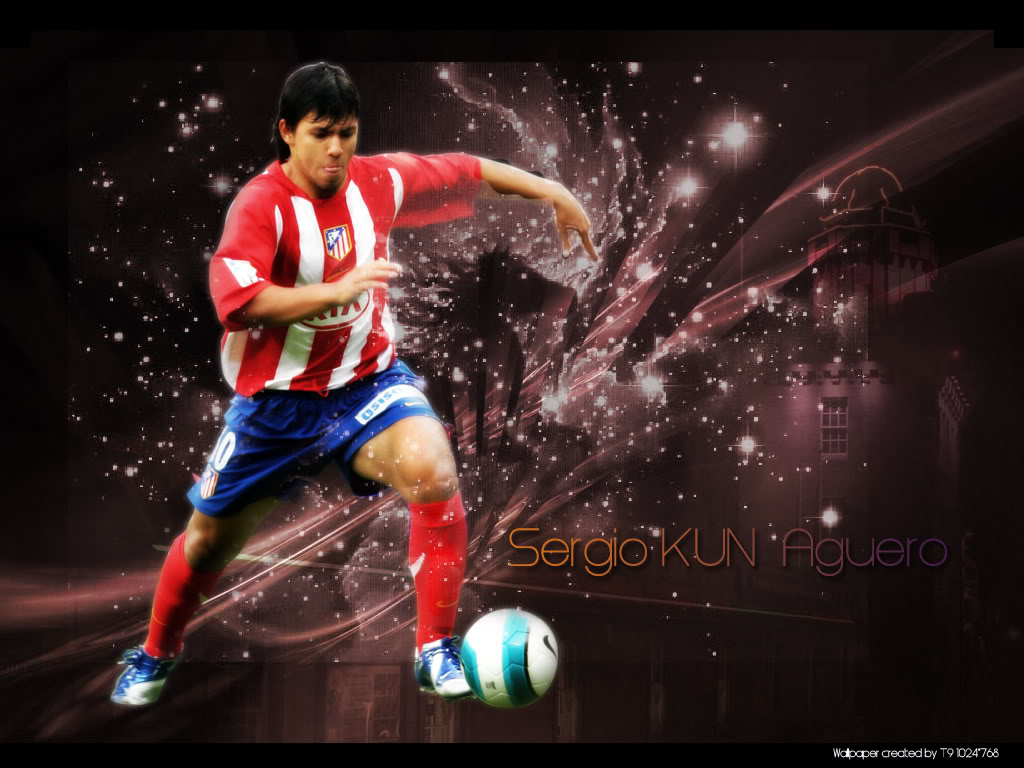 Agüero Wallpapers: Art And Entertainment Blog
