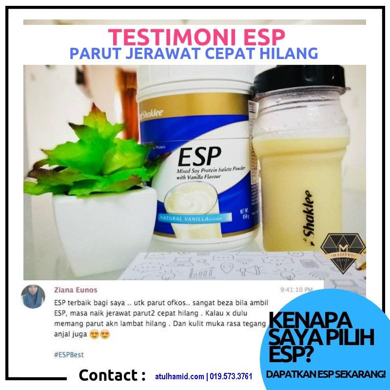 Kebaikan Protein ESP untuk Kulit Sihat dan Cantik Berseri