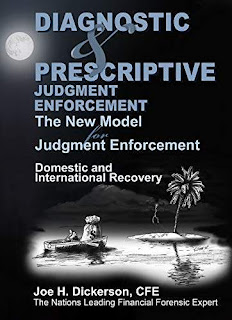 Diagnostic & Prescriptive Judgment Enforcement: The New Model for Judgment Recovery free book promotion Joe Dickerson