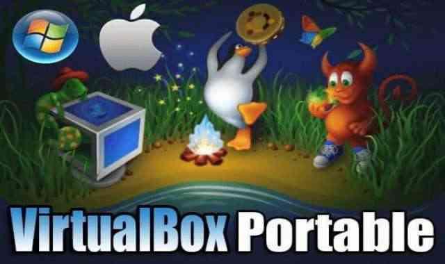 تحميل VirtualBox Portable برنامج إنشاء الأنظمة الوهمية نسخة محمولة اخر اصدار للنواتين