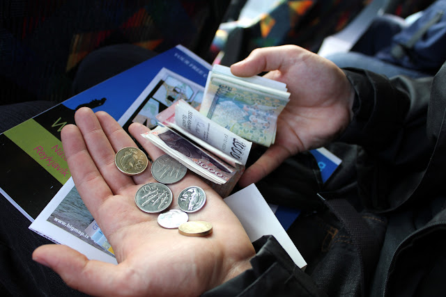 Dinero de Islandia