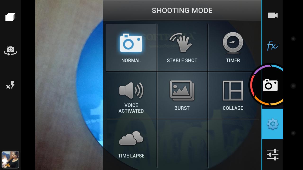 Camera ZOOM FX v5.0.7 APK - Android Mania Pro