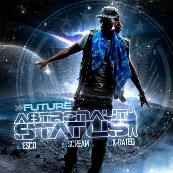 Future - Astronaut Status  Cover