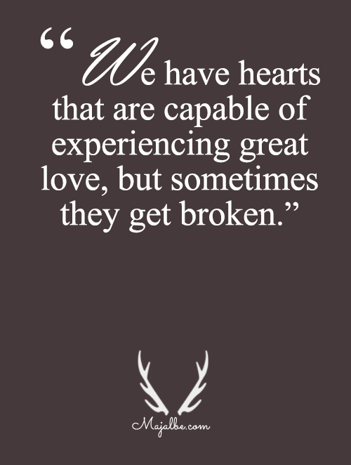 Hearts That Get Broken