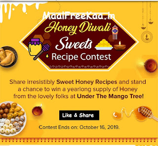 Diwali special recipes, contest