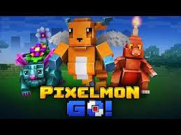 Download Pixelmon Go Mod APK 1.8.26 Unlimited Money