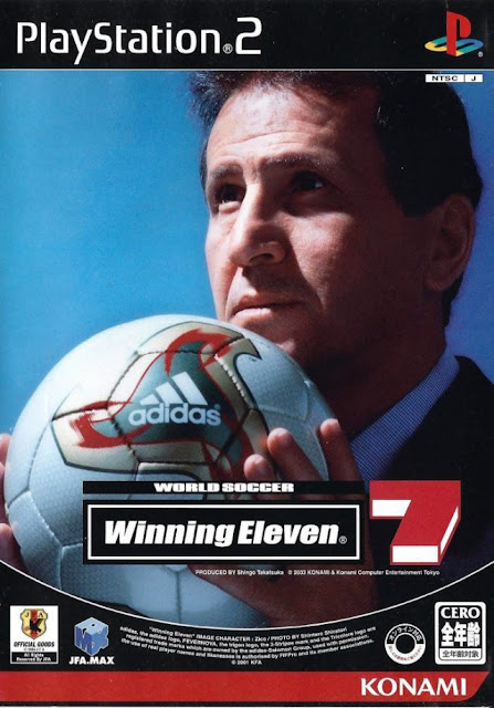 World Soccer Winning Eleven 7 ps2 iso rom download