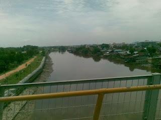 (Fiksi Mini)   Sungai Siak