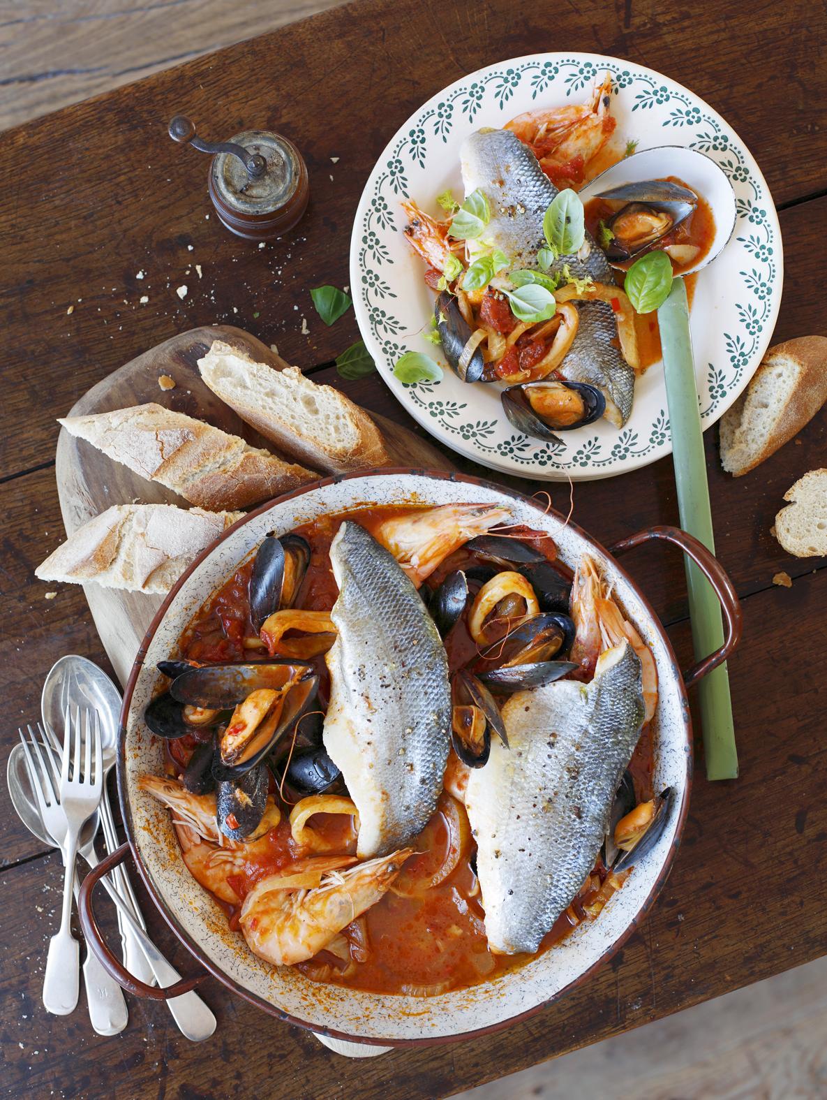 Let fish italiano