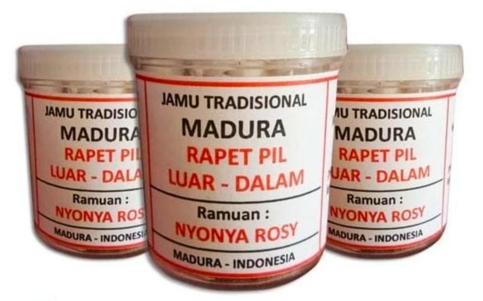 jual pil rapet nyonya rosy ramuan madura di surabaya