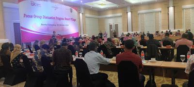 Gubernur Arinal Pimpin Focus Group Discussion (FGD) Program Smart Village