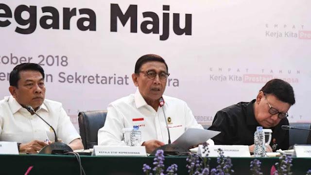 Wiranto Tegaskan Pembebasan Abu Bakar Ba'asyir Masih akan Dikaji