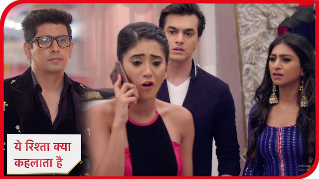 Unexpected Twist : Naira move out of Goenka Business for Mihir in Yeh Rishta Kya Kehlata Hai