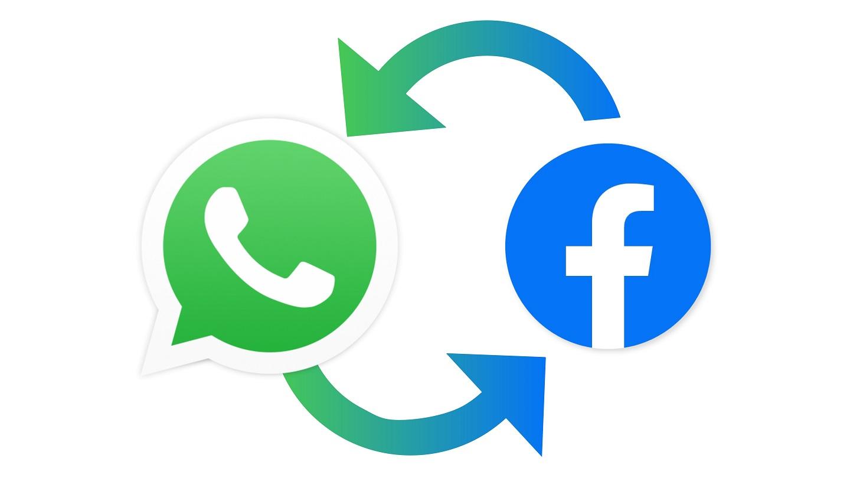 كيفية مشاركة حالات واتساب على فيسبوك