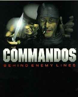 Commandos Behind Enemy Lines wallpapers, screenshots, images, photos, cover, poster