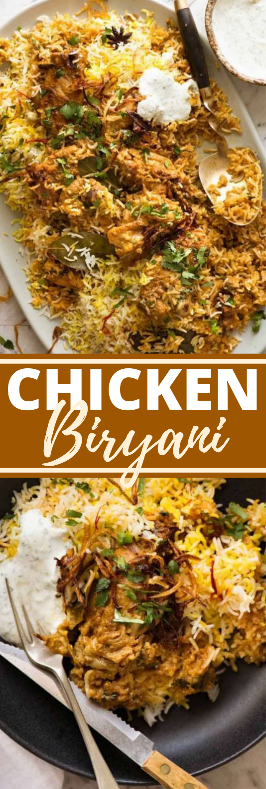 Chicken Biryani #dinner #recipes #asian #chicken #weeknight