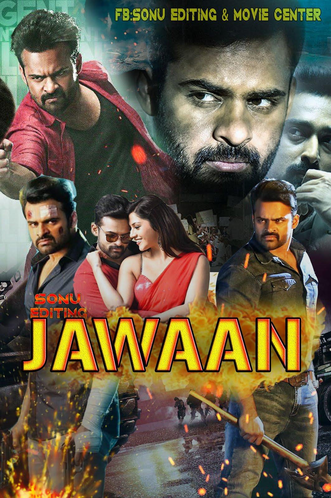 Jawaan 2018 Hindi Dubbed 350MB HDRip 480p Download