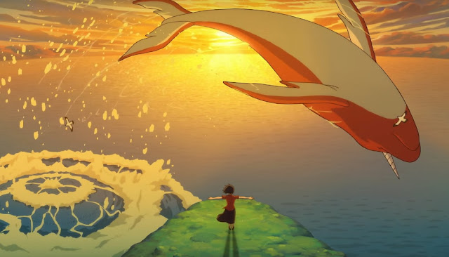 فيلم Big Fish And Begonia  مترجم