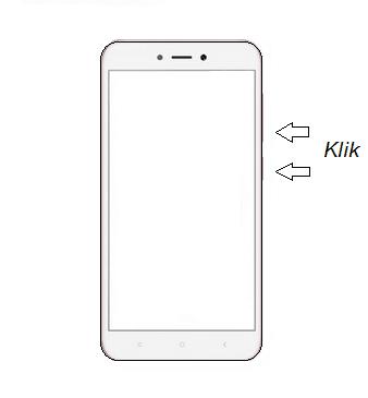 Cara SS Xiaomi Redmi 5A