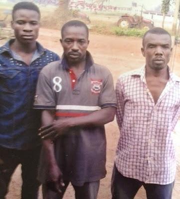 3 kinsmen kill lagos businessmen