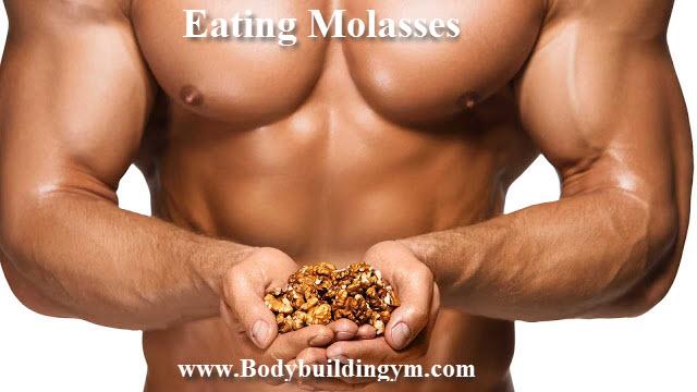 Eating Molasses